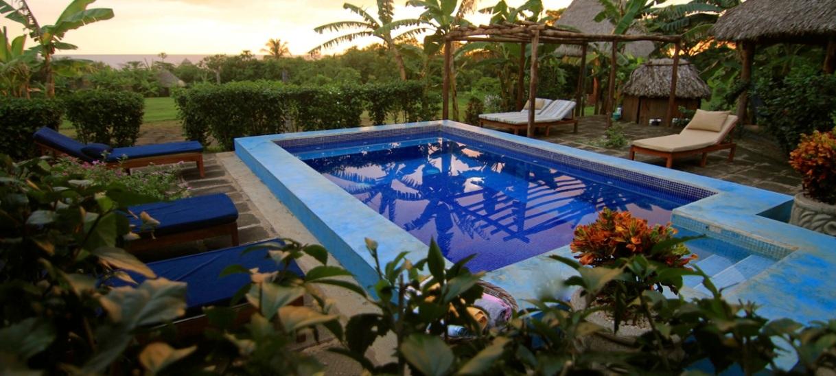 Nicaragua, El Coco Loco EcoResort