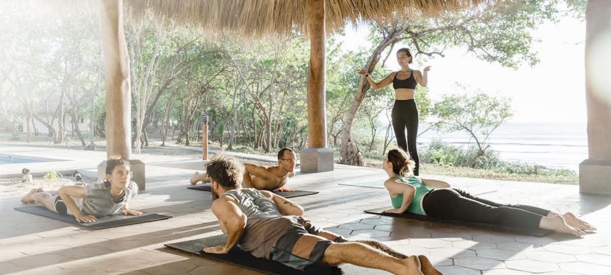 10 reason to do your Yoga Teacher Training at Los Clavos Surf Camp, Nicaragua