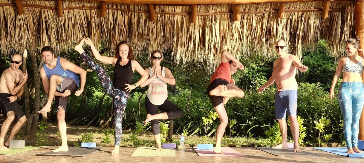 100 hr Yoga Intensive Course
