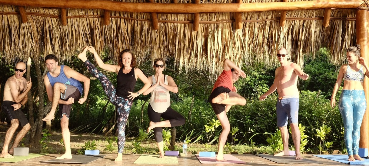 200 hr YTTC, Nicaragua…it's happening!!